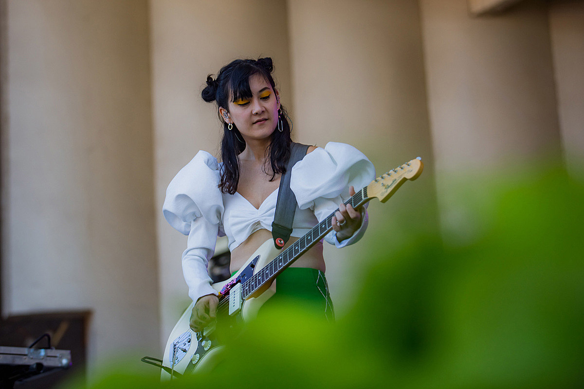 """Japanese Breakfast covered Wilco's """"Jesus, Etc"""" at Lollapalooza (watch)"""