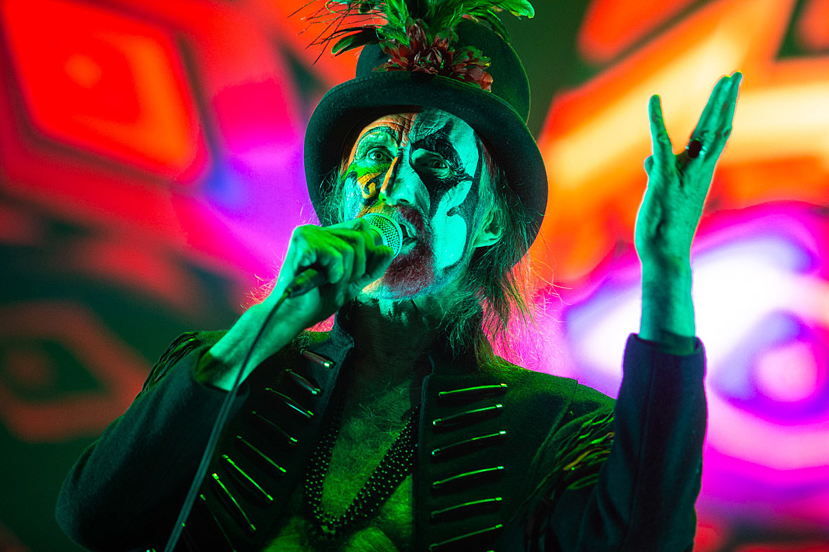Psycho Las Vegas 2019 Friday pics, video recap (Electric Wizard, Arthur Brown, GY!BE, more)