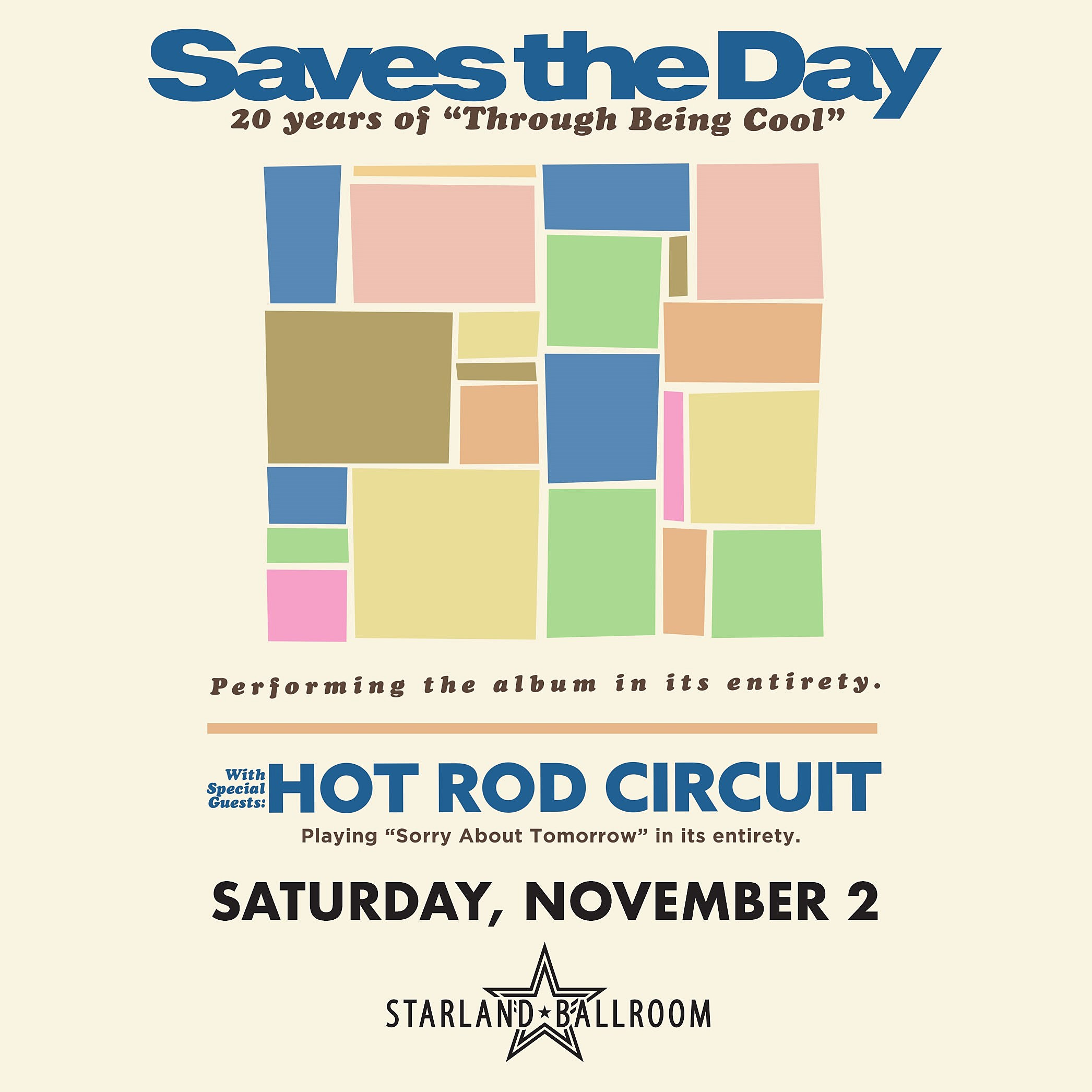 Saves the Day NJ