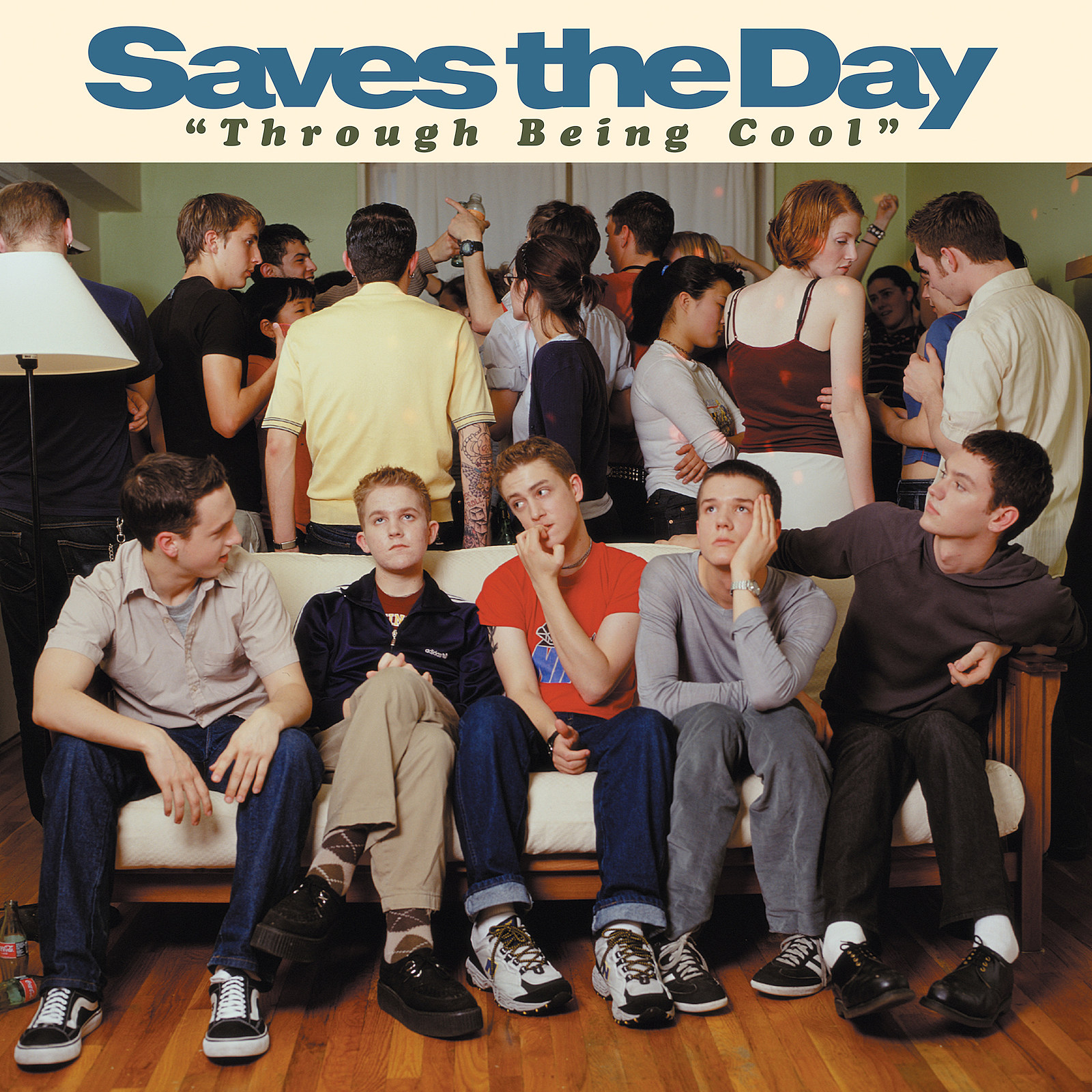 Saves The Day Through Being Cool