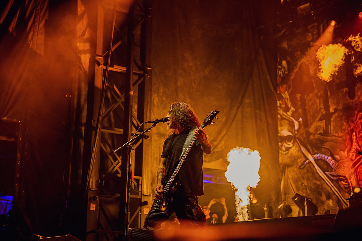 Slayer played their final Chicago show at Riot Fest (review, pics, setlist)