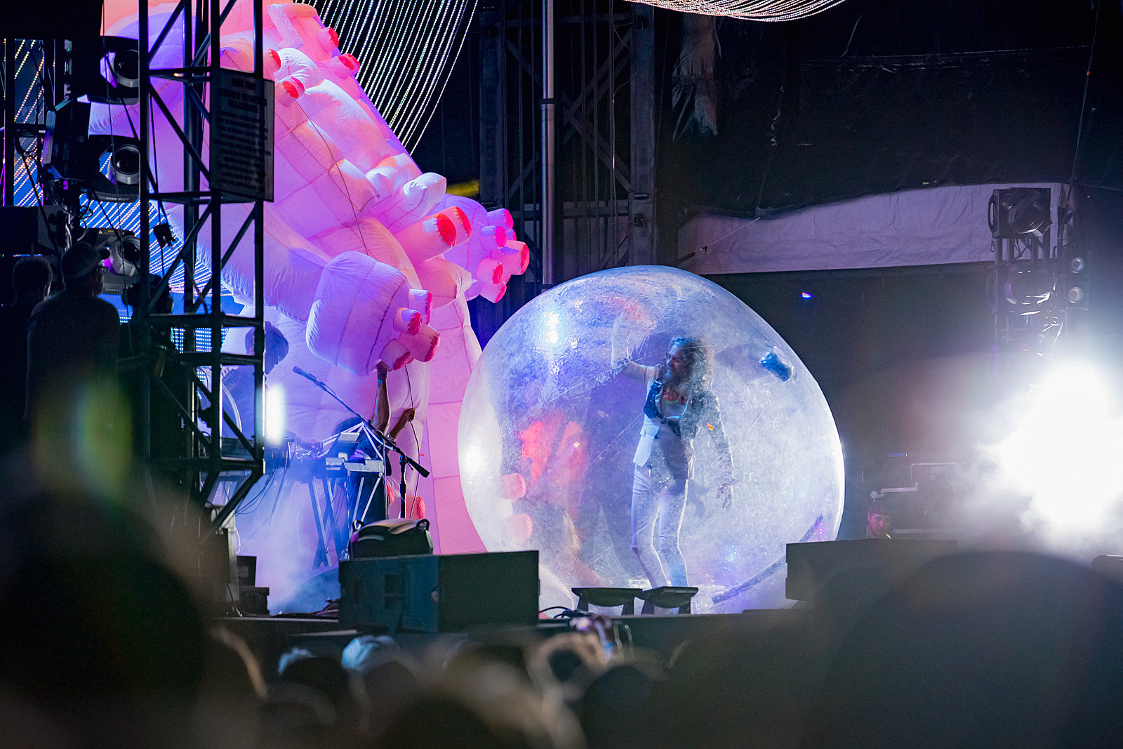 The Flaming Lips at Riot Fest