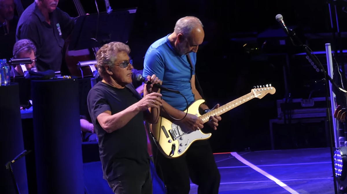 The Who played two songs from new album at MSG show (video, setlist)