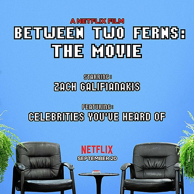 watch the trailer for Zach Galifianakis' 'Between Two Ferns