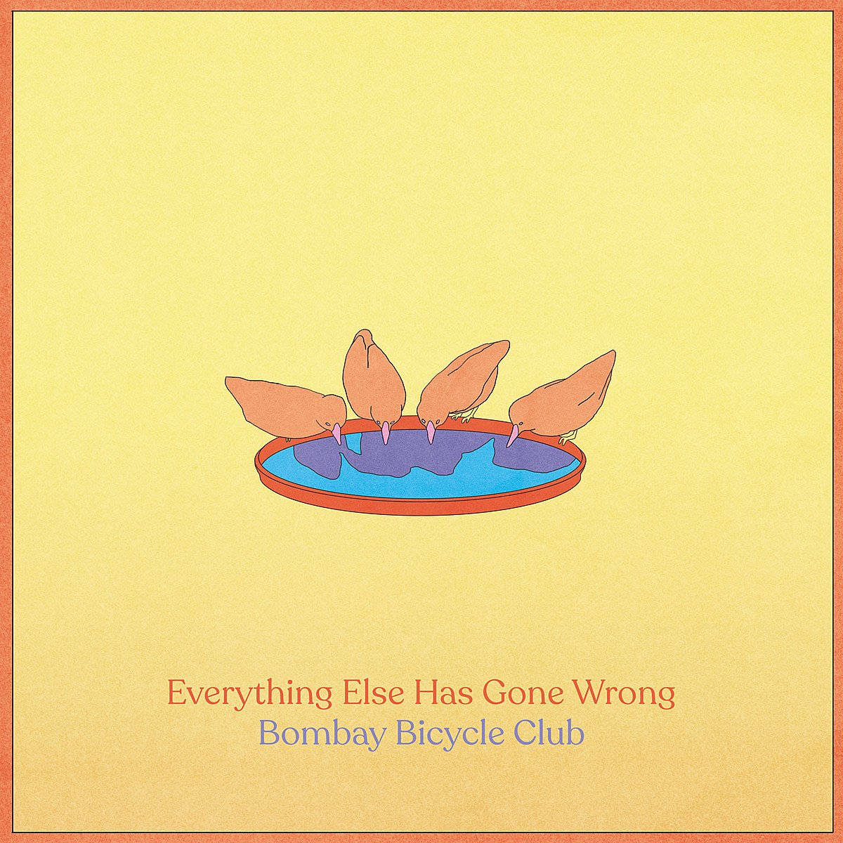 Bombay Bicycle Club announce first album in six years