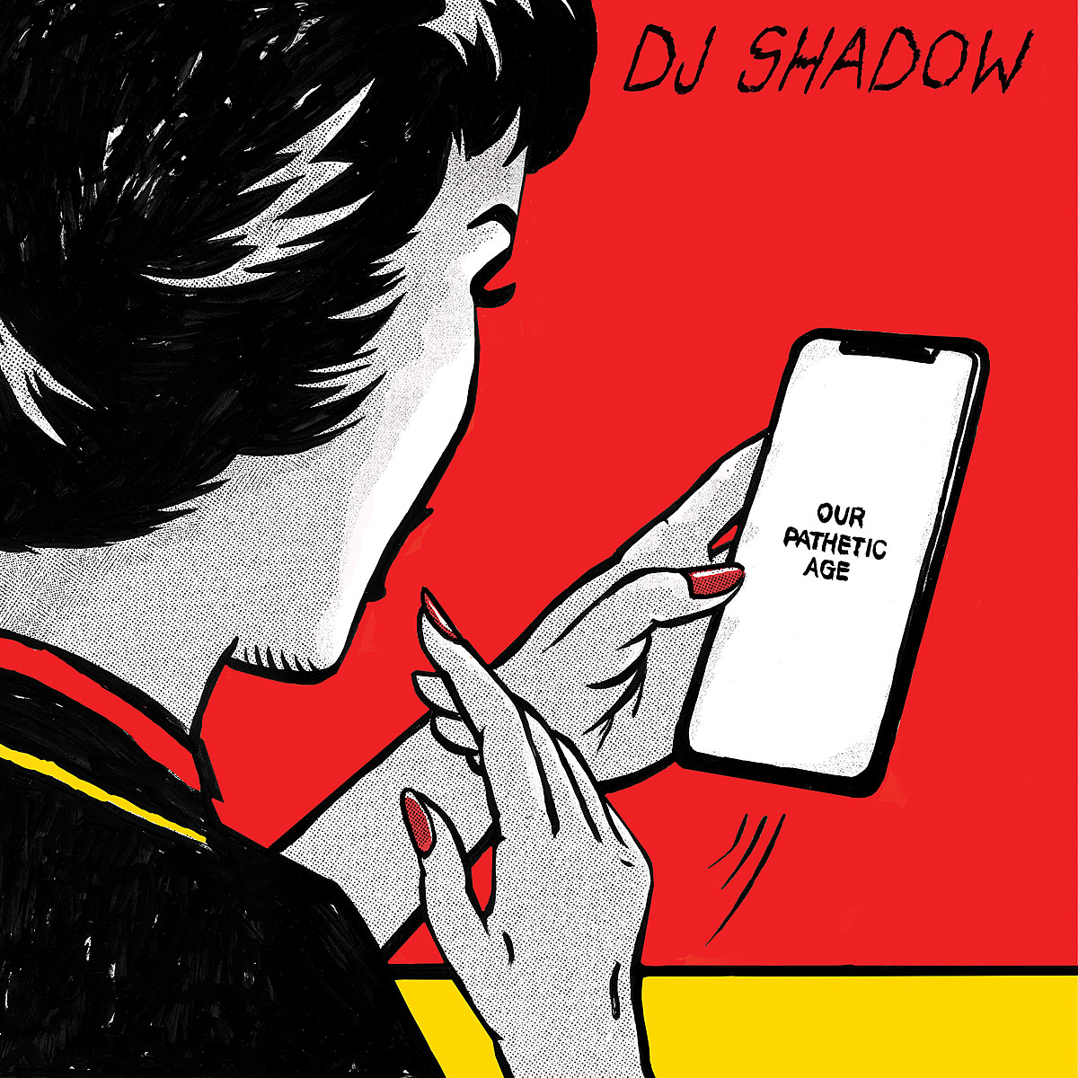 "DJ Shadow announces new LP ft. Run the Jewels, Nas, Wiki, more (stream ""Rosie"")"