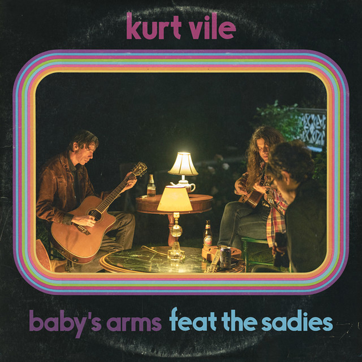 """Kurt Vile teams with The Sadies for new version of """"Baby's Arms"""" (listen)"""