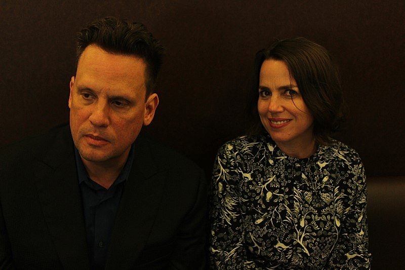 listen to Mark Kozelek & Petra Haden's Spanish Hotels Are Echoey from new LP