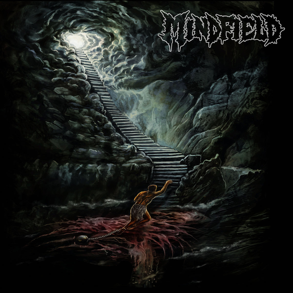 stream Mindfield's self-titled EP