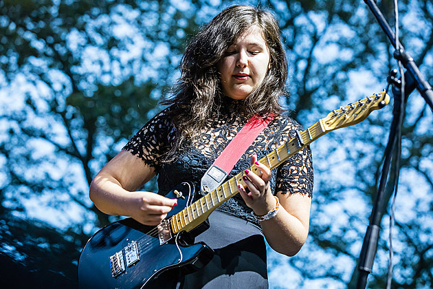 Lucy Dacus at SummerStage in Central Park