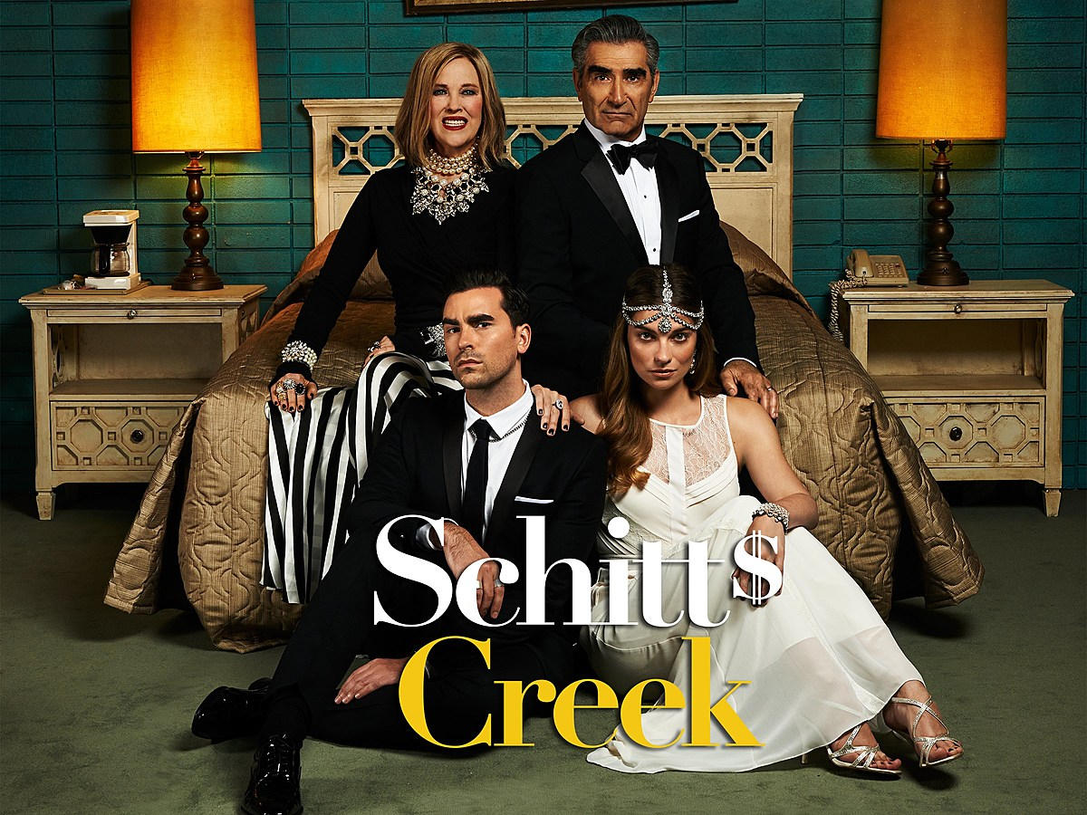 'Schitt's Creek' cast going on 'Up Close Personal' tour this fall