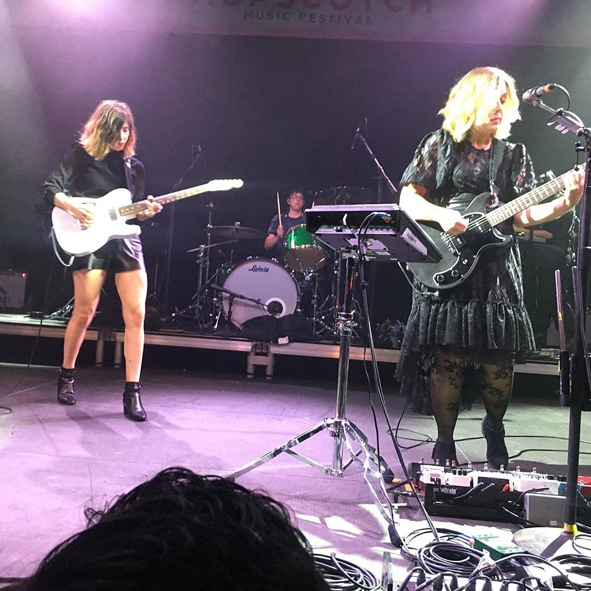 Sleater-Kinney's new drummer is Angie Boylan (watch their first show together)