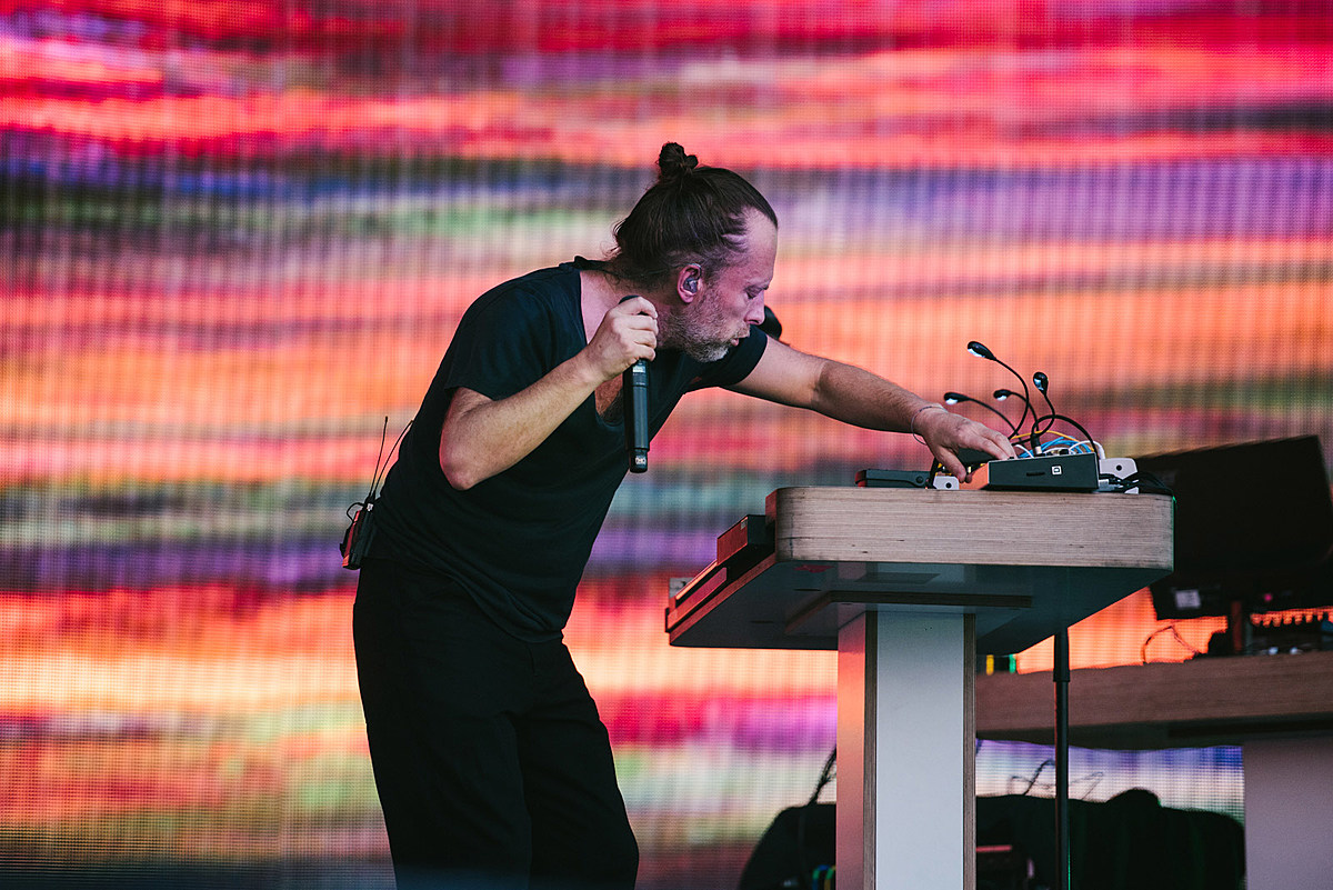 Thom Yorke adds Hammerstein date to solo tour (BrooklynVegan presale)