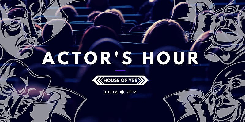 Actors House at House of Yes