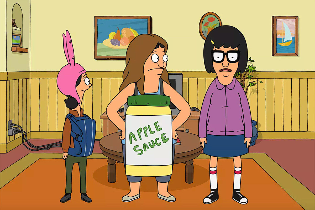 """Fiona Apple sings Bob's Burger's closing credits on """"Pig Trouble in Little Tina"""""""