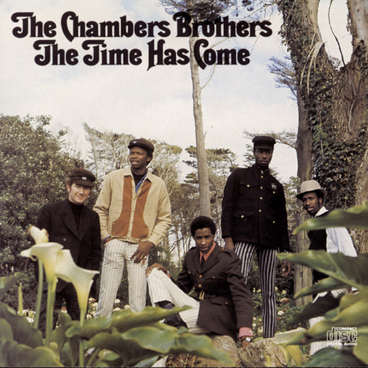 The Chambers Brothers' George Chambers, RIP