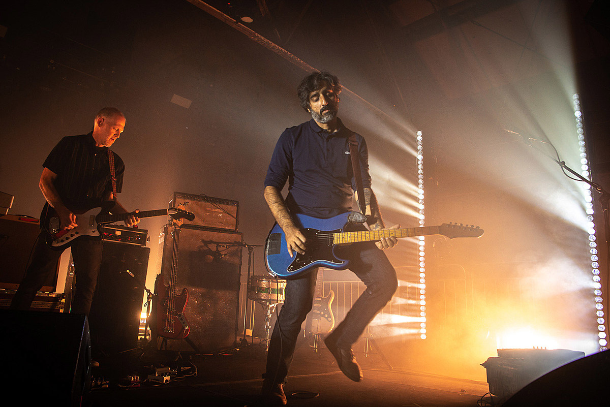 Explosions in the Sky played Knockdown Center w/ FACS (pics, setlist, video)