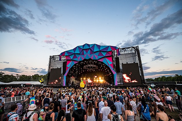 Firefly Festival 2020.Firefly Will Be A Four Day Festival Again In 2020
