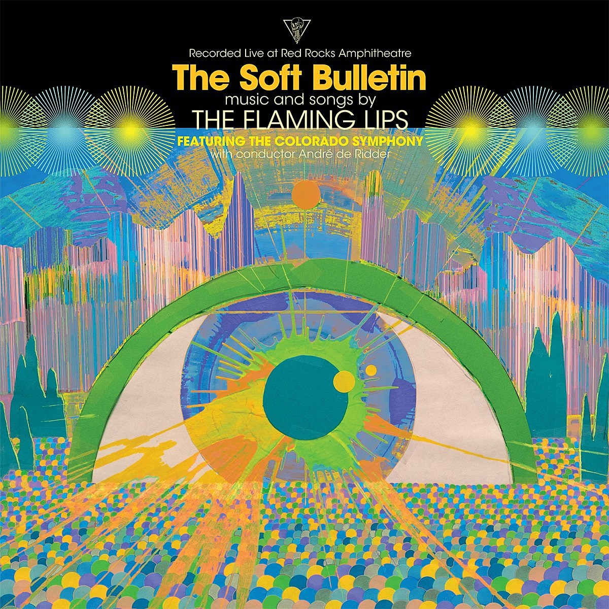 """The Flaming Lips prep 'The Soft Bulletin Live at Red Rocks' (stream """"Race for the Prize"""")"""