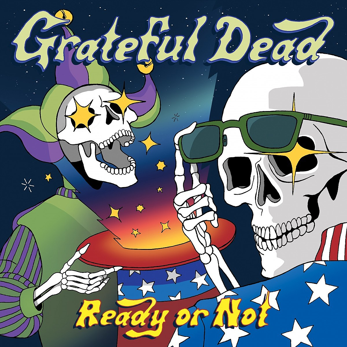 new Grateful Dead live LP w/ unreleased songs + Jerry Garcia photo book coming
