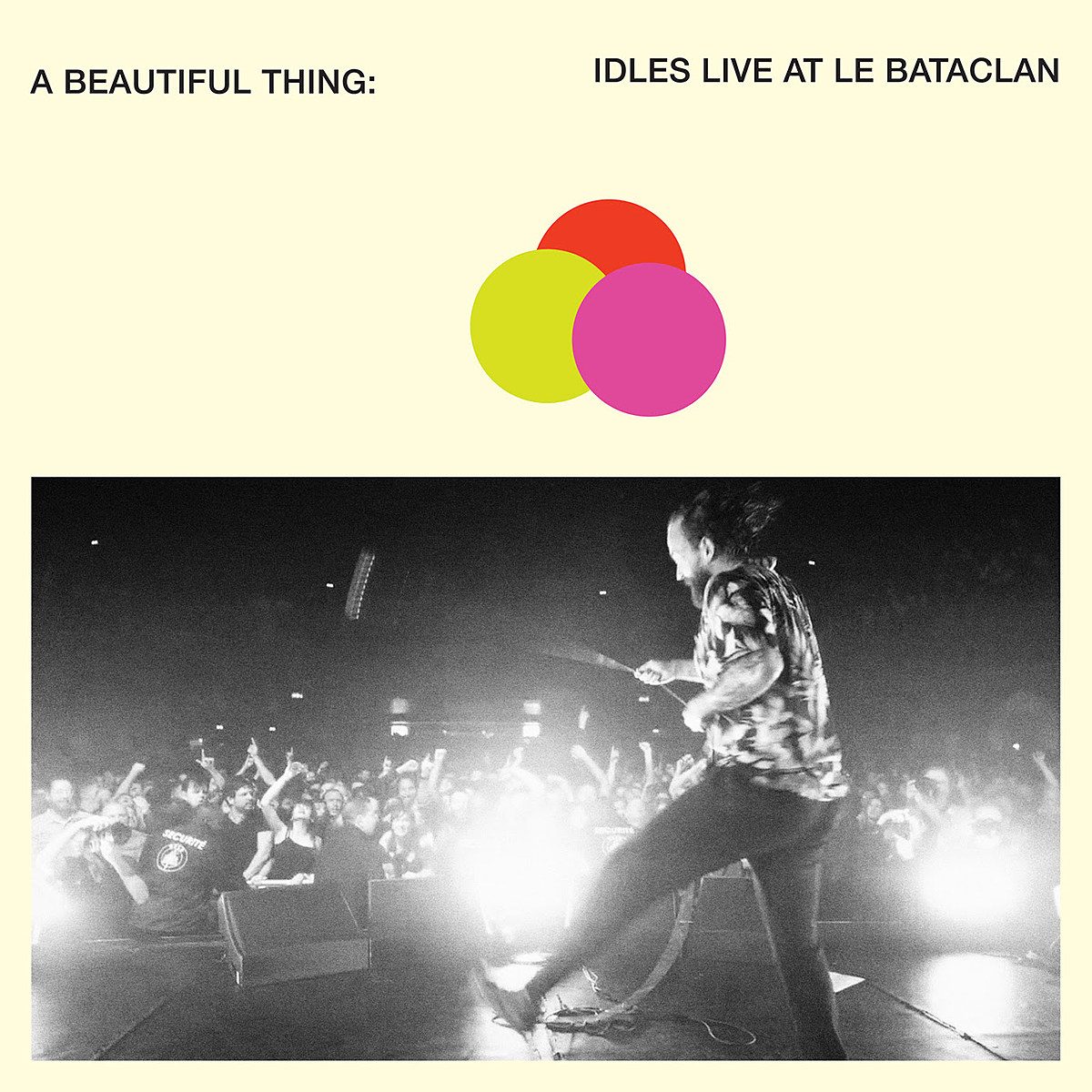 """IDLES prep live album (listen to """"Mother""""), play NYC tonight w/ Preoccupations"""