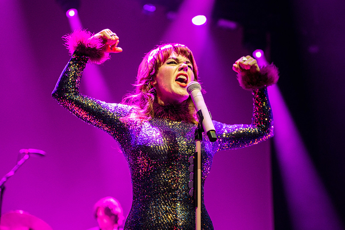 Jenny Lewis opening Harry Styles' 2020 tour, including MSG