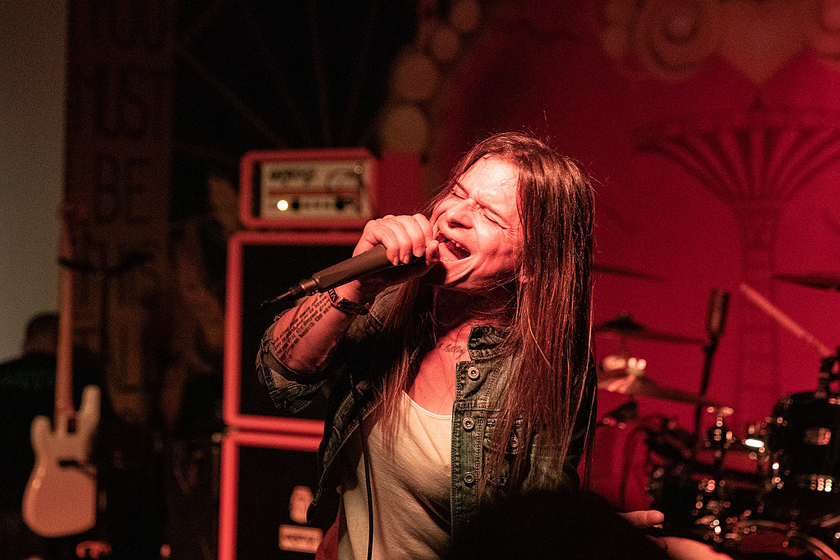 Life of Agony celebrated their new LP at Coney Island Brewery (pics, videos, setlist)