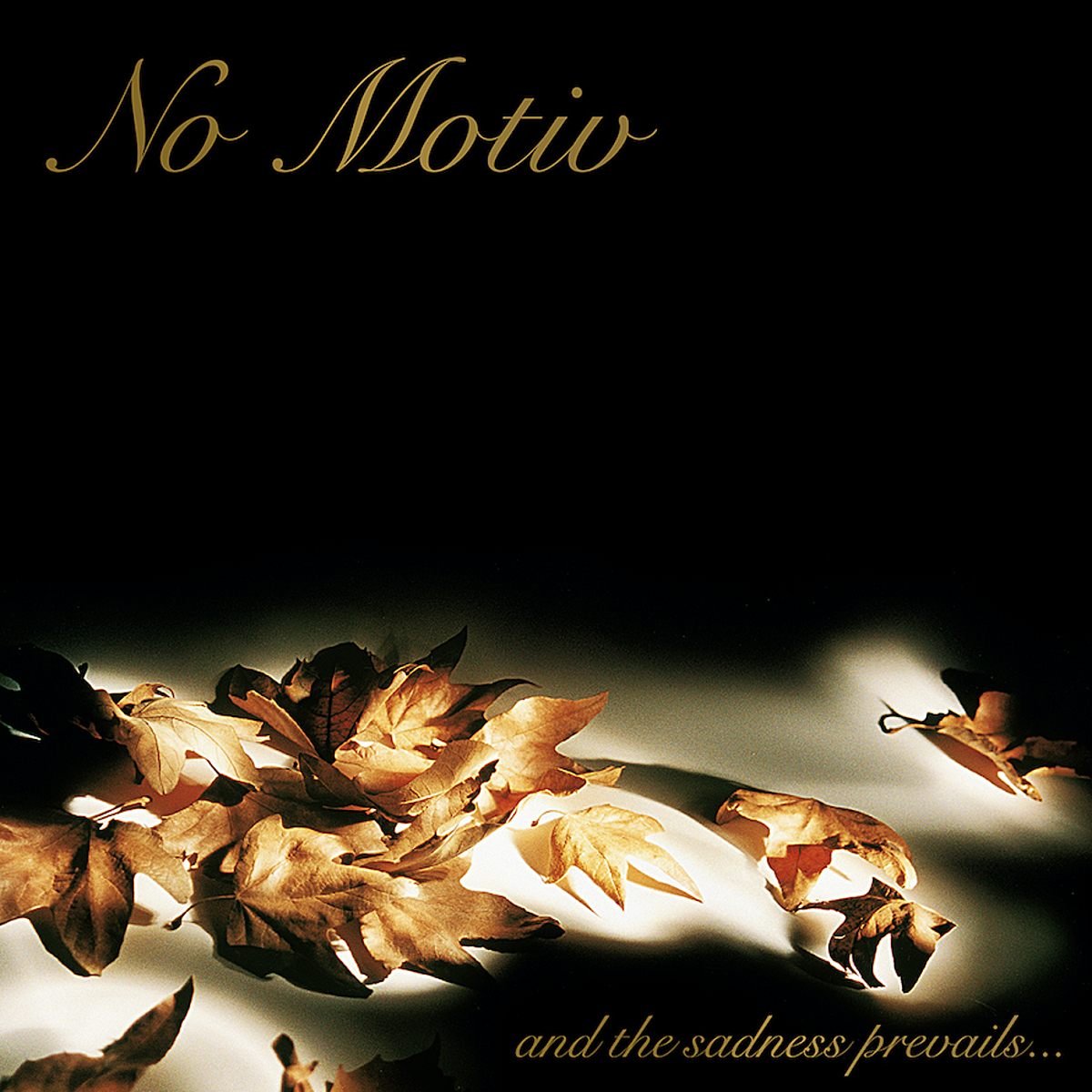 No Motiv prep 'And the Sadness Prevails' 20th anniversary reissue shows (stream a bonus track)