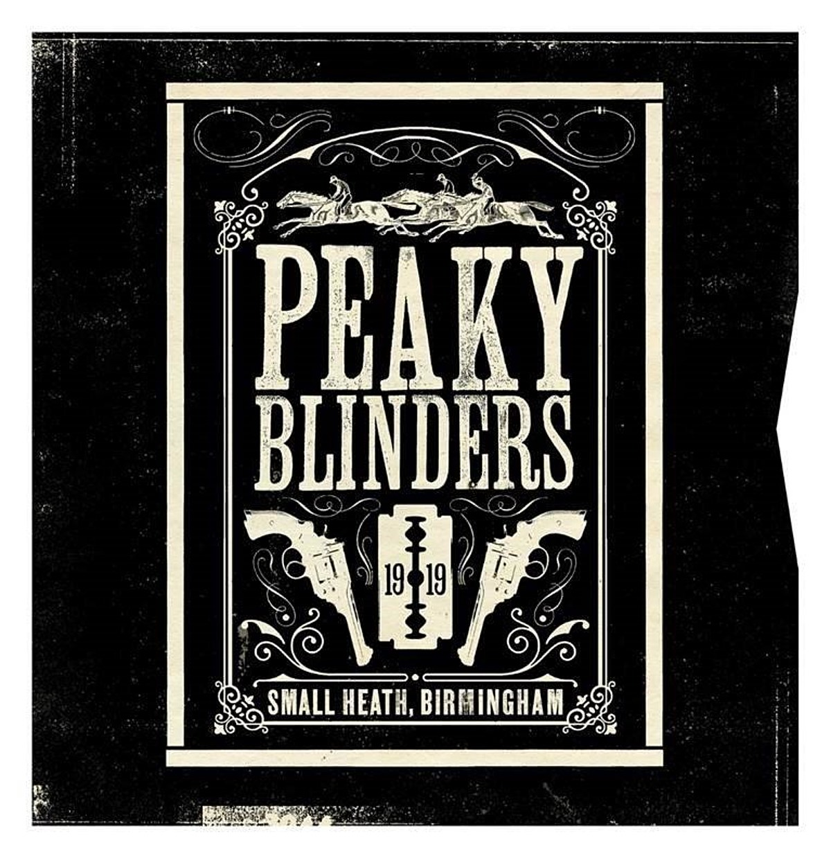 "'Peaky Blinders' soundtrack announced (stream PJ Harvey's cover of Nick Cave's ""Red Right Hand"")"