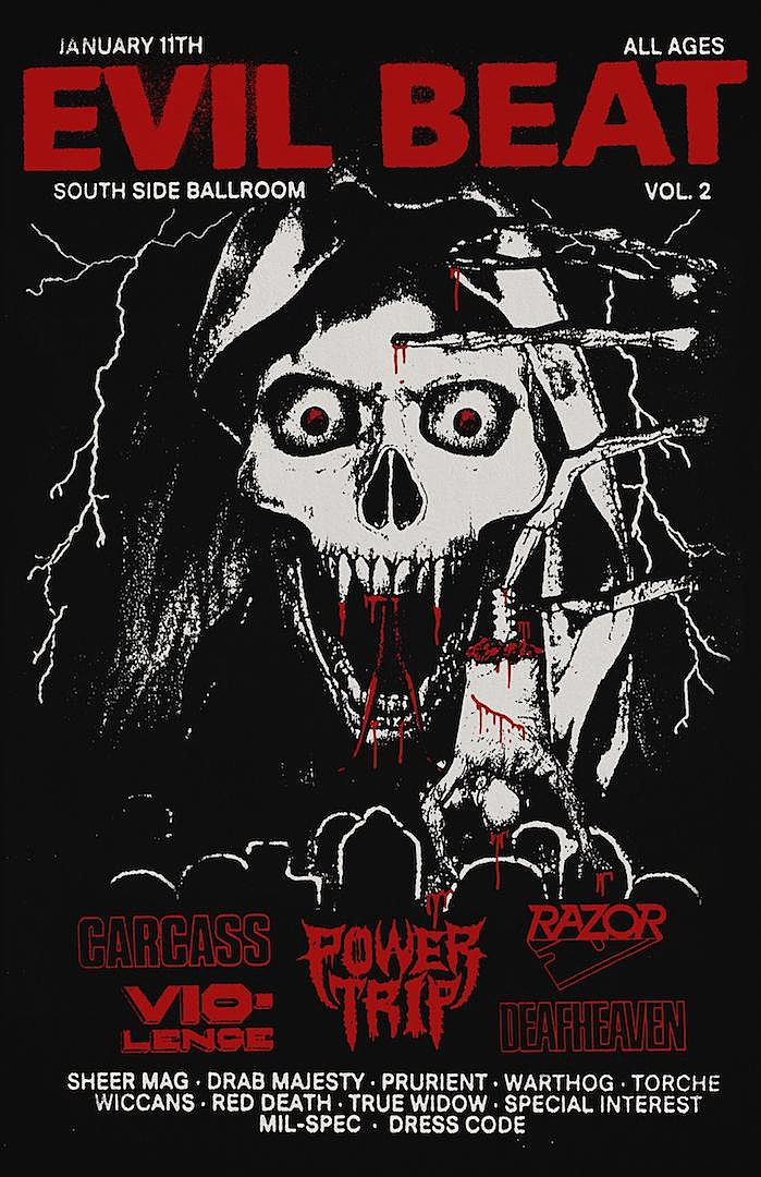 Power Trip Evil Beat Fest