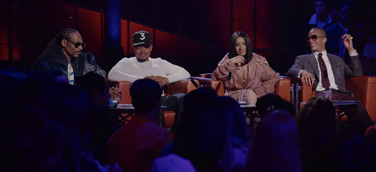 T.I., Cardi B Chance the Rapper's 'Rhythm + Flow' is very worth watching (new episodes out today)