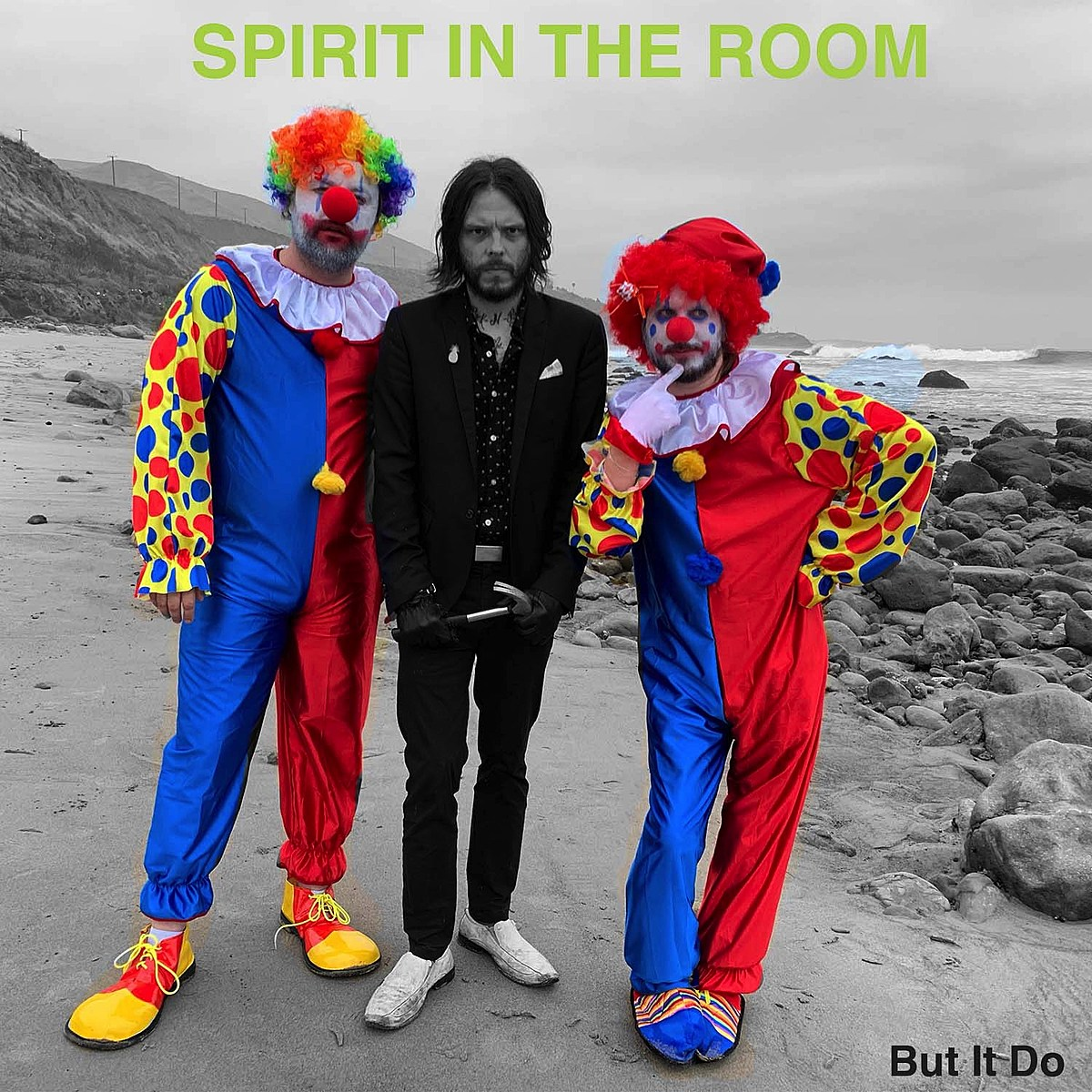 Spirit In The Room releasing 2-song single ft. Keith Morris (listen watch a video)