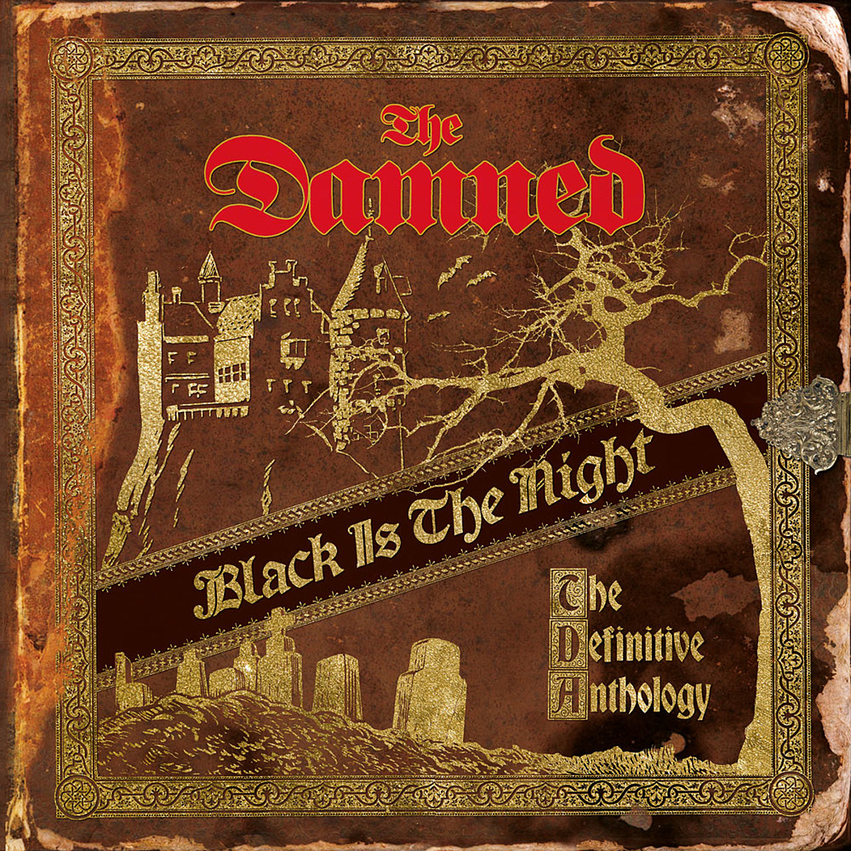"""The Damned share """"Black is the Night"""" from upcoming """"definitive best-of"""""""
