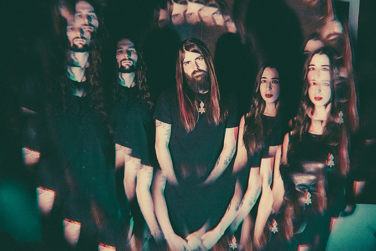 "watch The Well's new ""Raven"" video ++ new tour dates added"