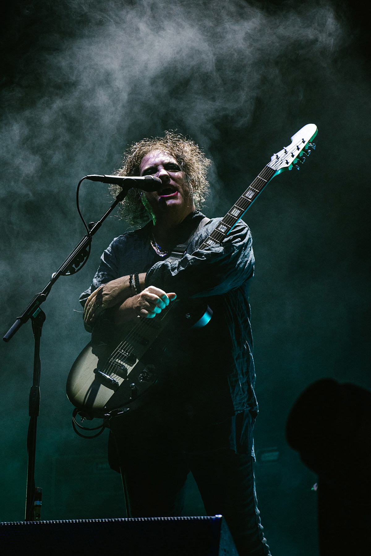 Robert Smith says The Cure have 3 new albums on the way (one out this year)