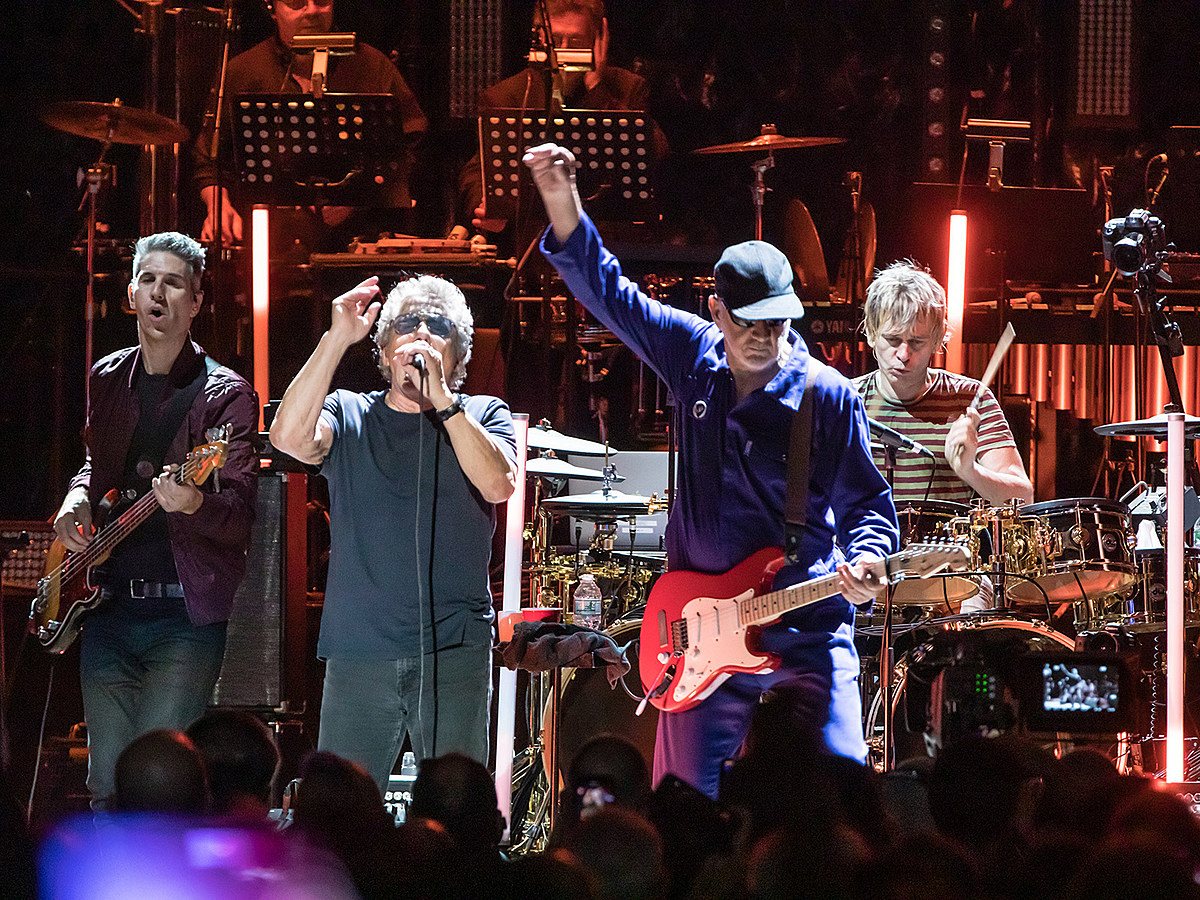 """The Who share """"All This Music Must Fade"""" from new LP"""