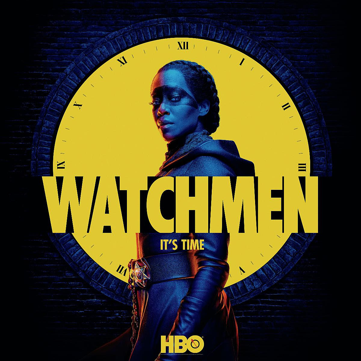 Trent Reznor Atticus Ross share their 'Watchmen' closing credits theme
