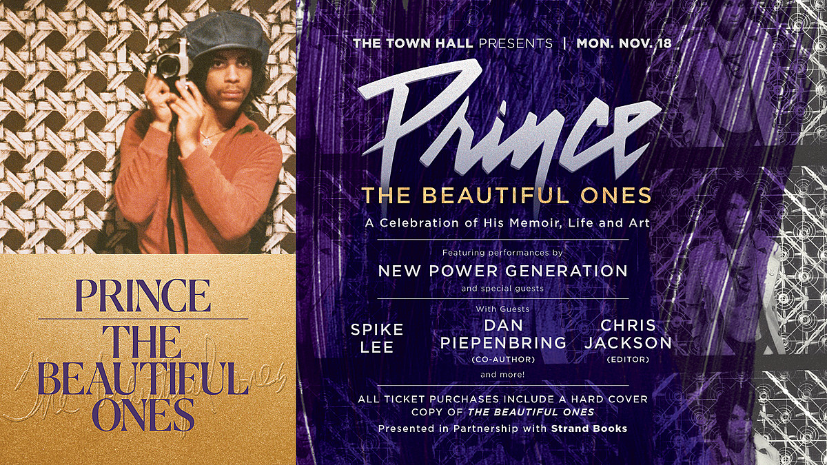 Prince tribute @ Town Hall w/ Spike Lee, New Power Generation, more