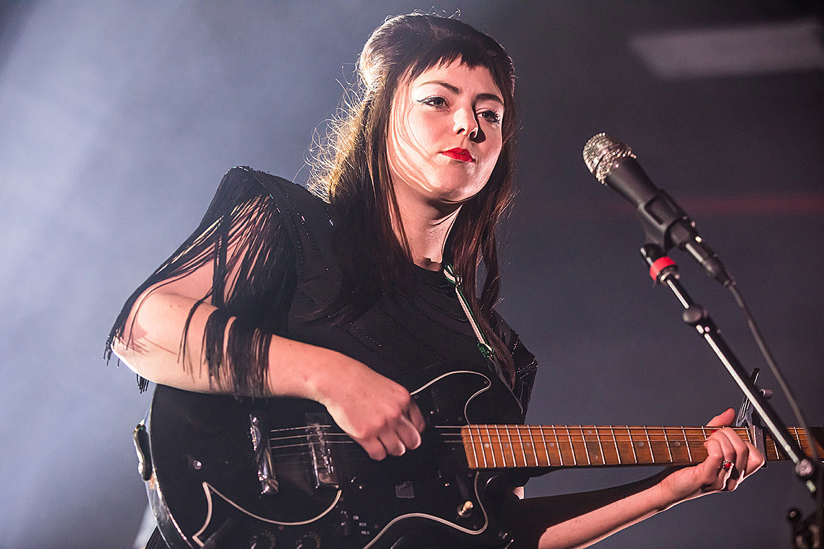 Angel Olsen playing Prospect Park with Mount Eerie on 2020 tour