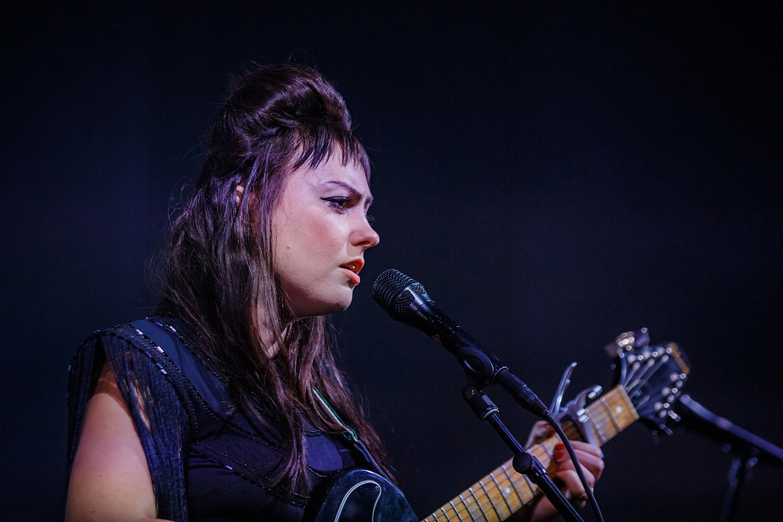 Angel Olsen at The Riviera Theatre