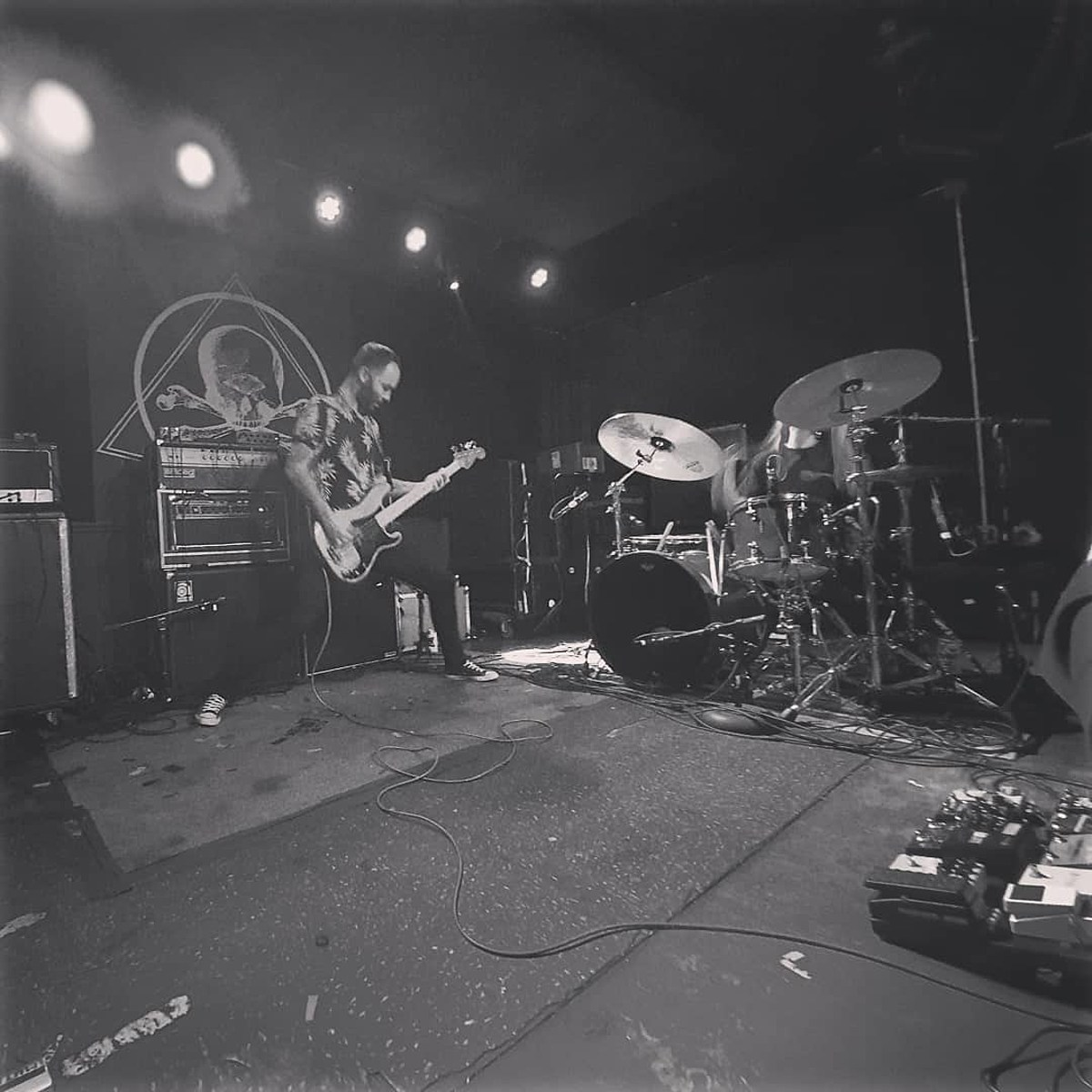Brutus sounded massive at their packed Saint Vitus show — review