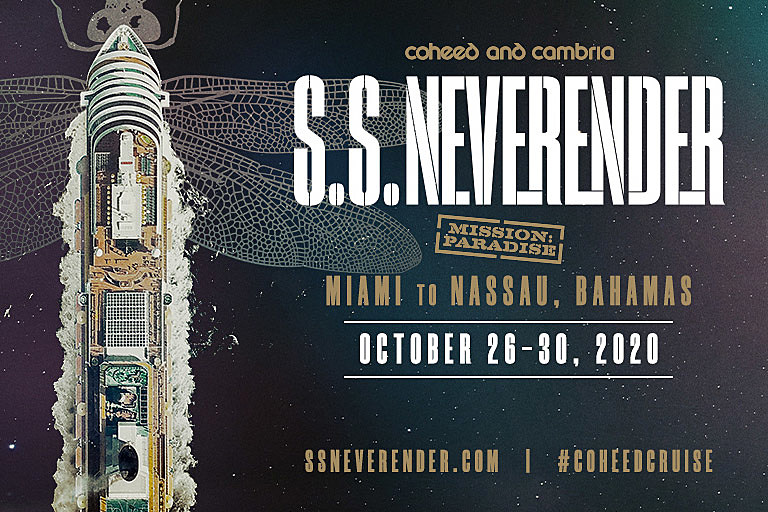 Coheed & Cambria S.S.Neverender