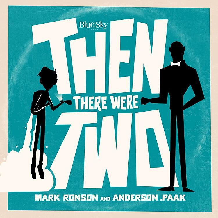 """Mark Ronson & Anderson .Paak - """"Then There Were Two"""""""