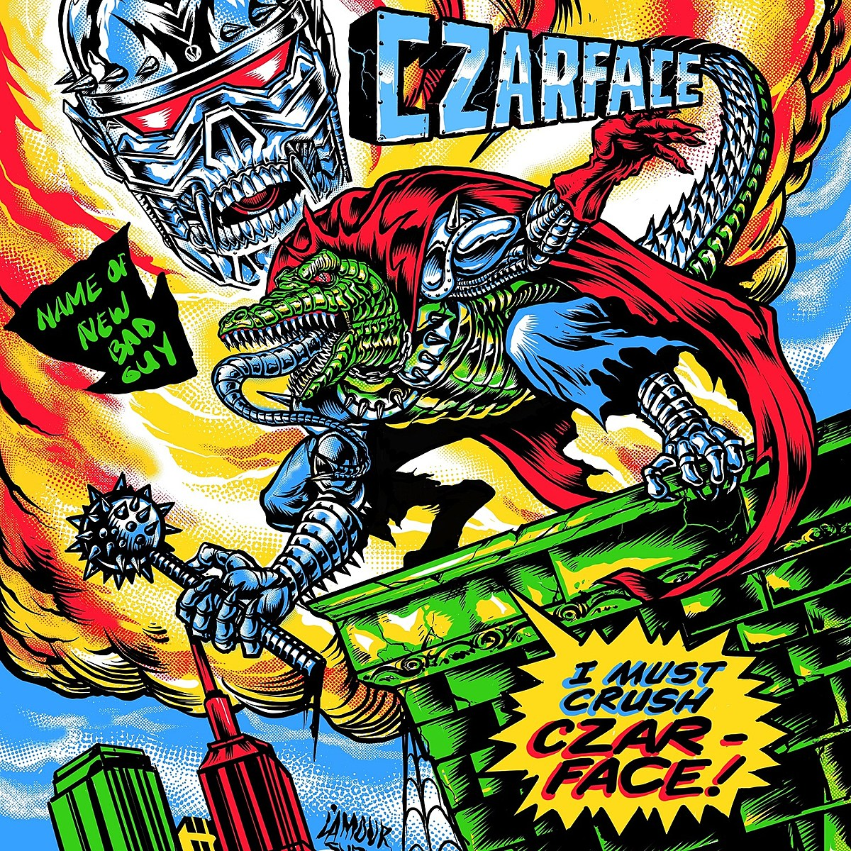 Czarface prep RSD Black Friday release, playing NYC in January