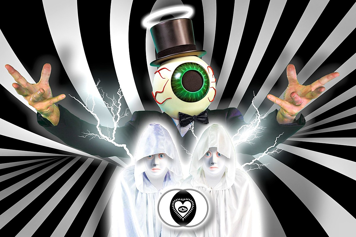 The Residents touring, playing 'God in 3 Persons' in full at MoMA