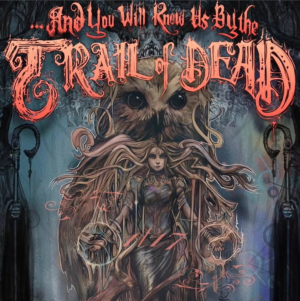 Trail of Dead X: The Godless Void and Other Stories