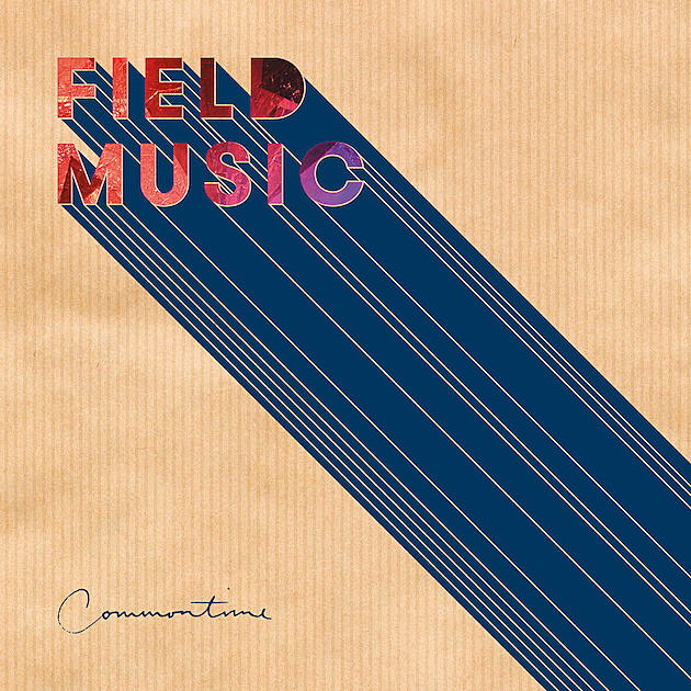 21. Field Music – Commontime