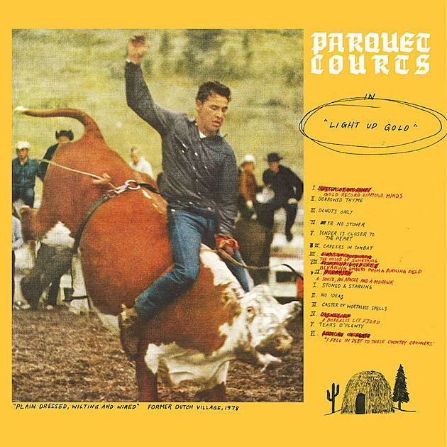 7. Parquet Courts – Light Up Gold