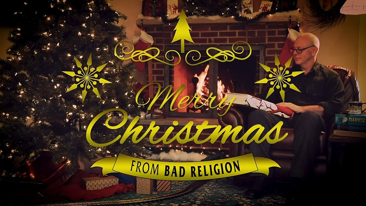 Merry Christmas from Bad Religion