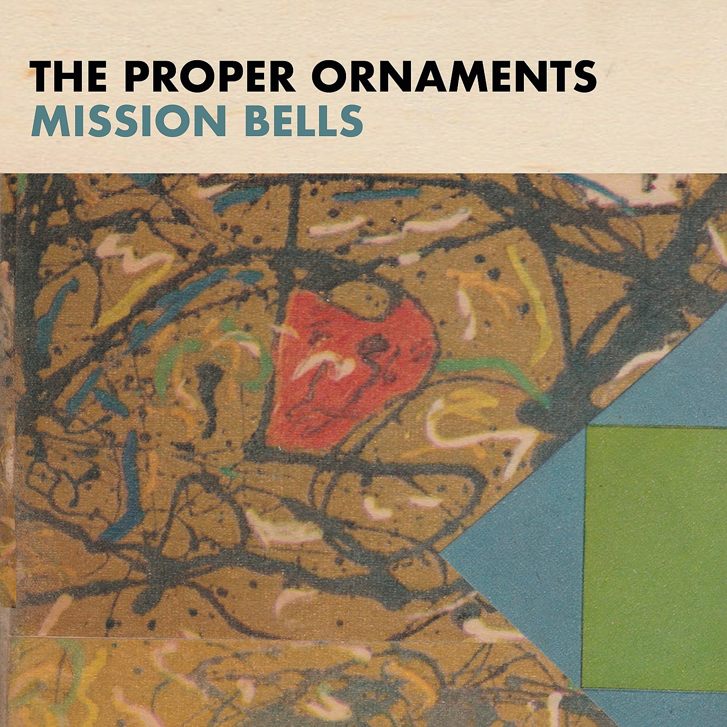 cover The Proper Ornaments - Mission Bells